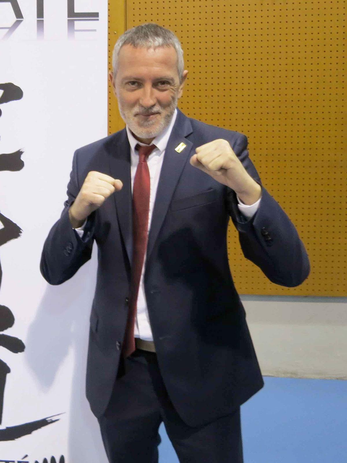 M. Sylvain Paluczak manager of phobosdesign