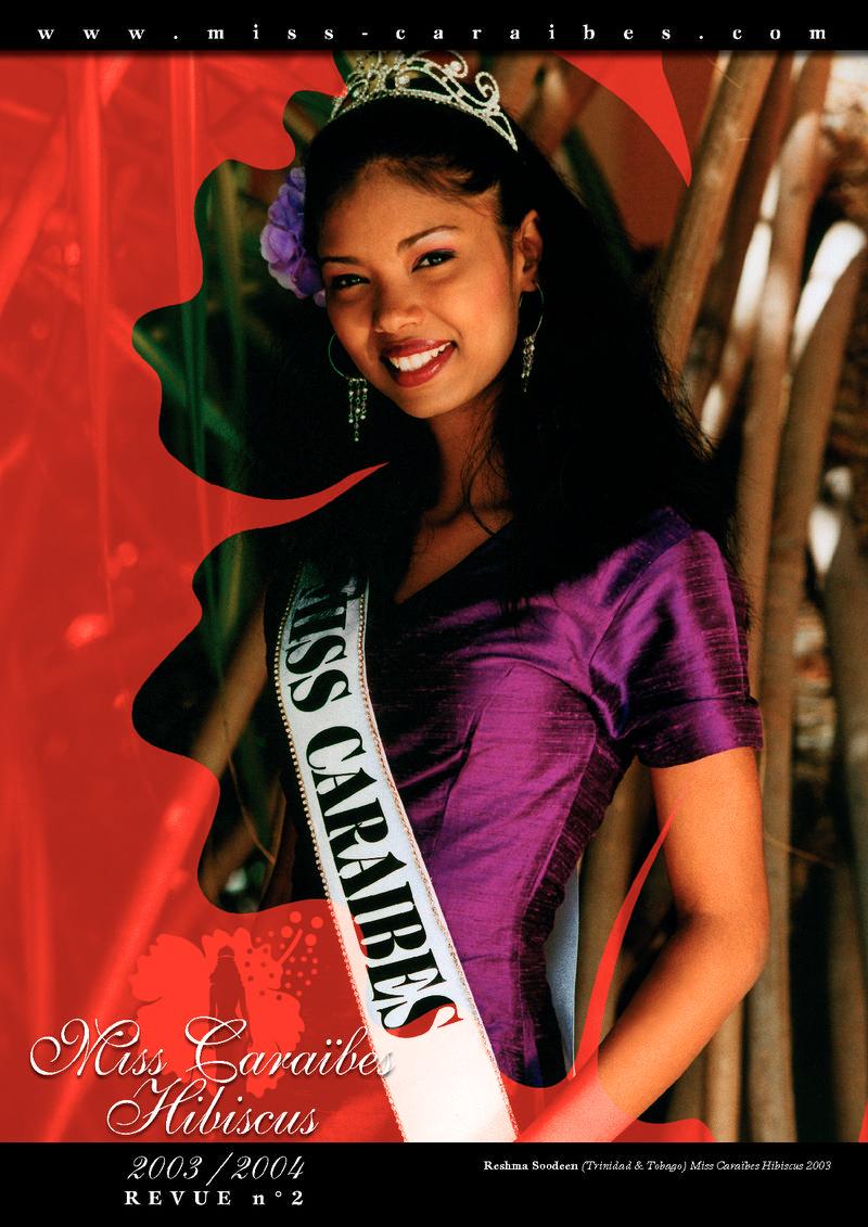 phobosdesign com - Miss Caraïbes Hibiscus