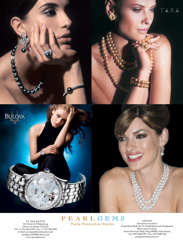 Pearl Gems - Press advertisements